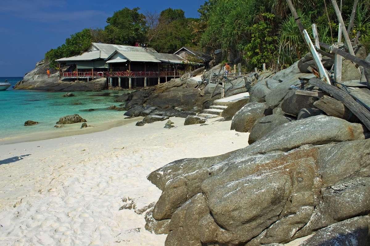 islas tropicales Tailandesas - phuket