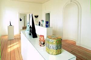 Dinamarca Exposicion en museo