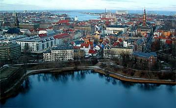 Dinamarca Tranquila y bella