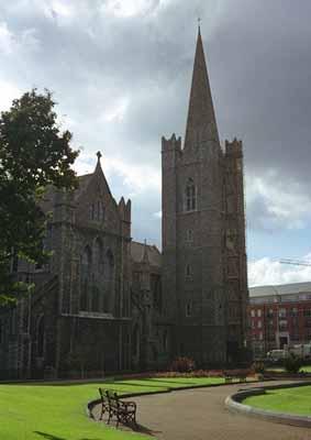 Irlanda Iglesia al estilo gotico