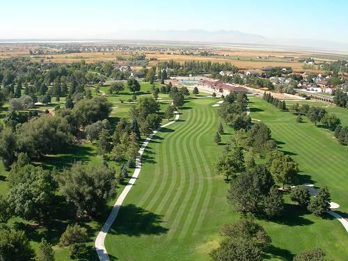 Campo de golf suecia