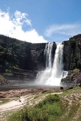 Parque Nacional Canaima en Venezuela