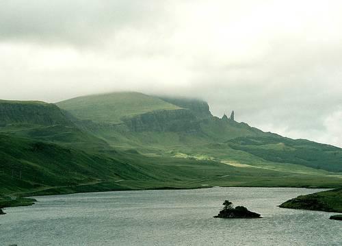 Isla de Skye en Edimburgo