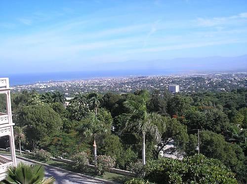 Puerto Principe la capital de Haiti