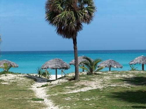 Varadero isla en cuba