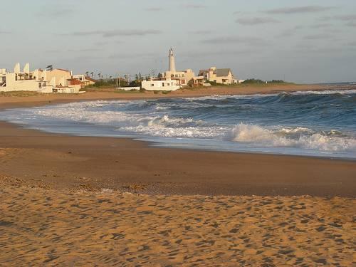 Zona residencial la Balconada, La Paloma en Uruguay