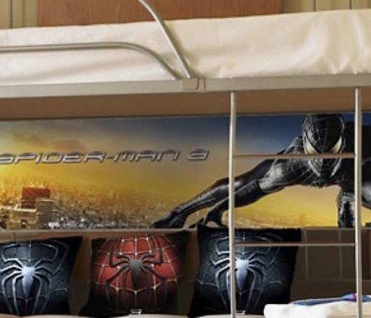 habitaciones-spiderman-tryp