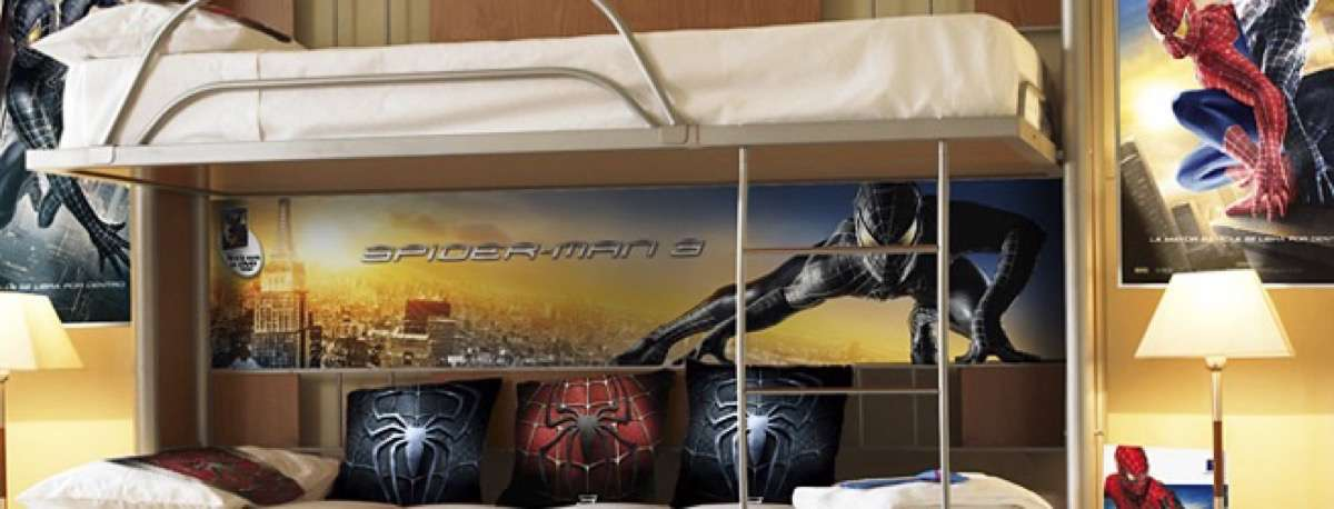 habitaciones Spiderman
