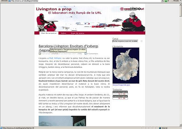 antartida blog