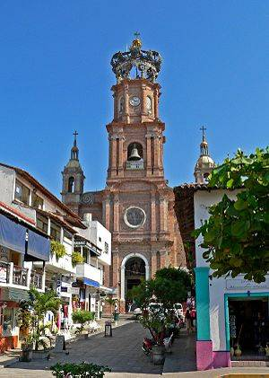 puerto vallarta catedral