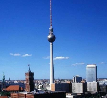 Torre comunicaciones berlin