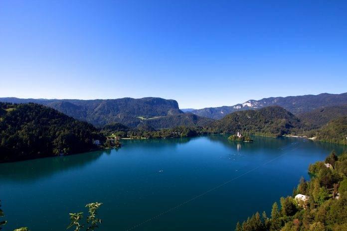 Lago Bled y su isla de las bodas