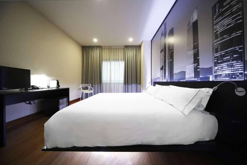hoteles low cost en España sidorme-madrid-aeropuerto