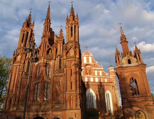 Catedral  lituana
