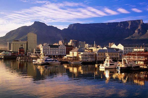 Viajes a la Ciudad del Cabo