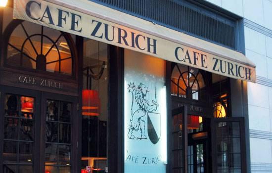 cafe zurich