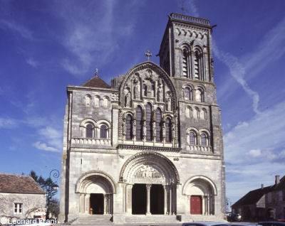 basilica de vezelay