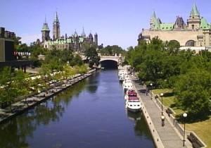 Verano en el Rideau, Ottawa 1