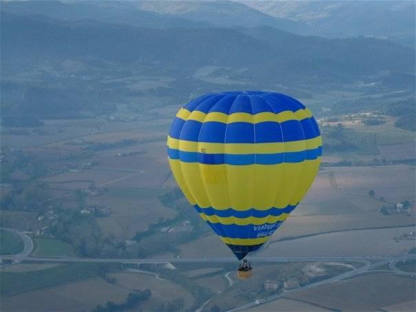 Vuela en globo por Tequisquiapan 2