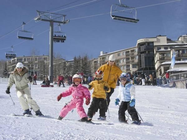 Deportes invernales en la villa Snowmass 1