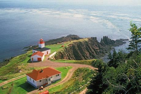La costa Atlántica de Canadá 1