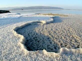 El Mar Muerto lucha por sobrevivir 1