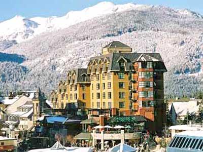 Whistler para esquiar en invierno 1