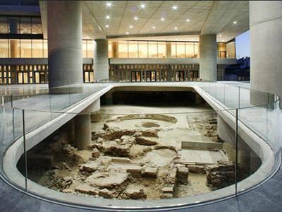 Nuevo Museo de la Acrópolis en Atenas 2