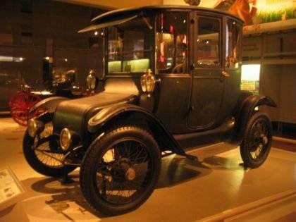 Detroit y sus museos automovilísticos 2