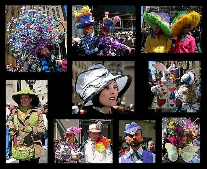 Easter Bonnet Parade en Nueva York 1