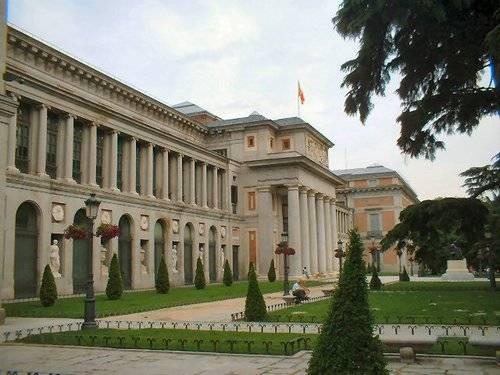 Museos mas visitados del mundo: Museo del Prado (III) 1