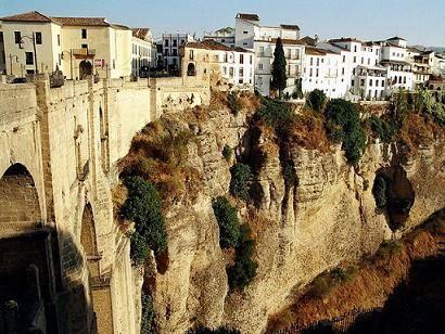 La Ciudad de Ronda en Andalucía 1
