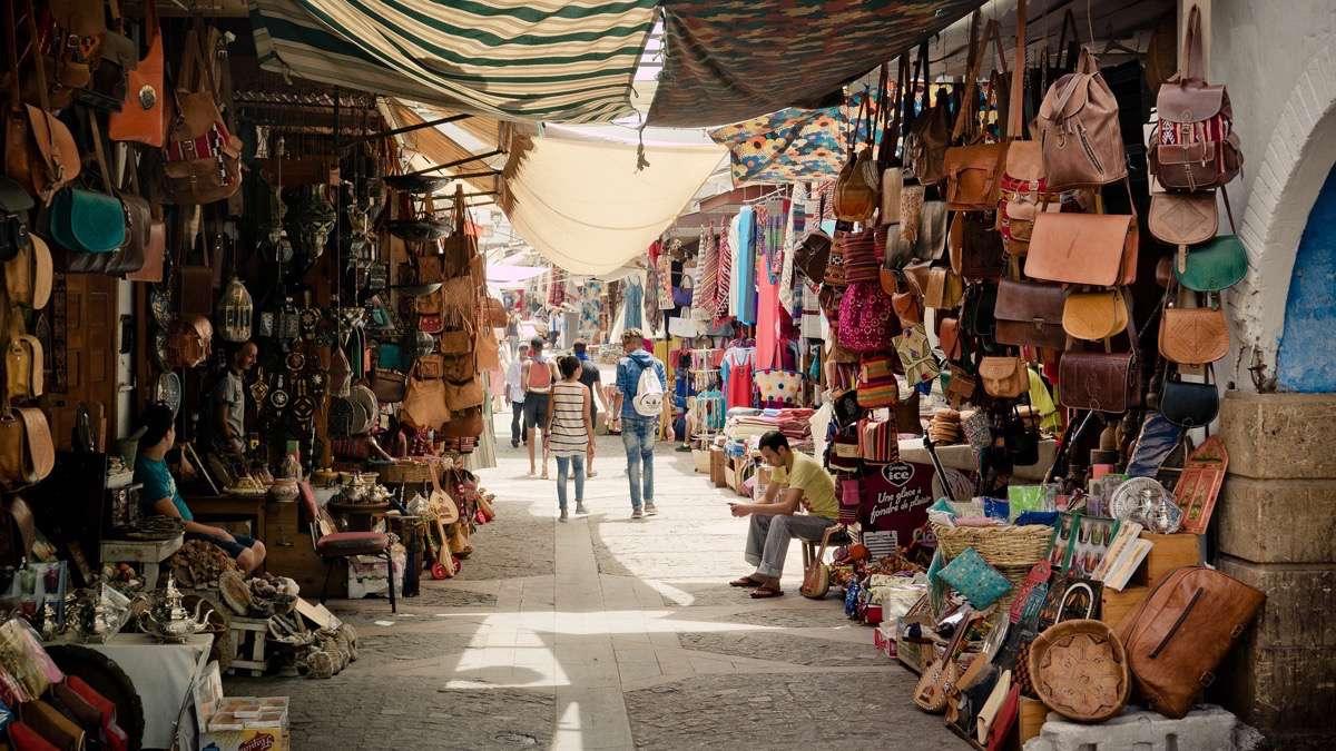 De compras en india