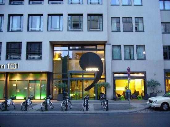 Hoteles en berl n por pocos euros vivir en el mundo for Hoteles diseno berlin
