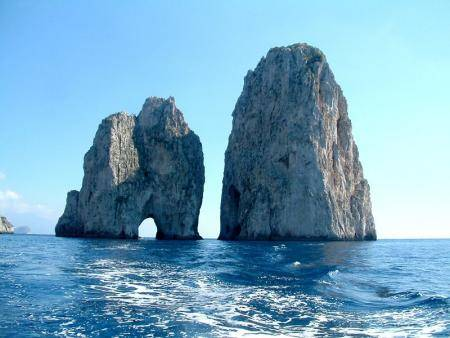 Recorriendo la Isla de Capri 2