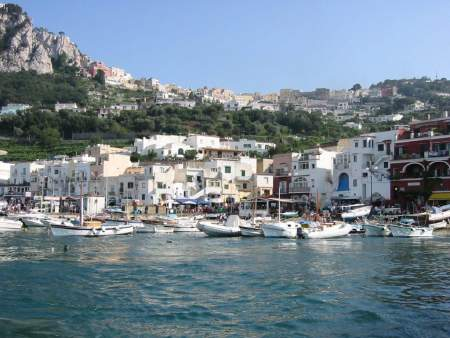 Recorriendo la Isla de Capri 1