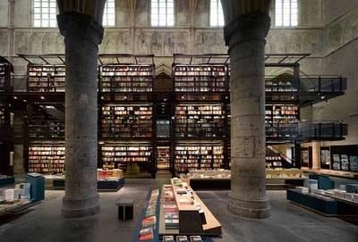 La librería Selexyz Dominicanen 1