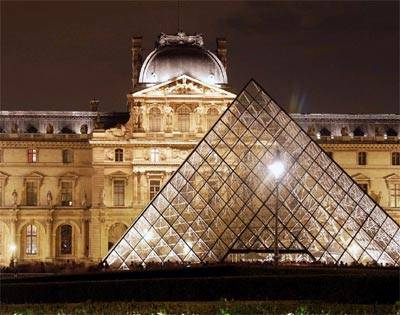 Paseando por la capital del arte, París 1