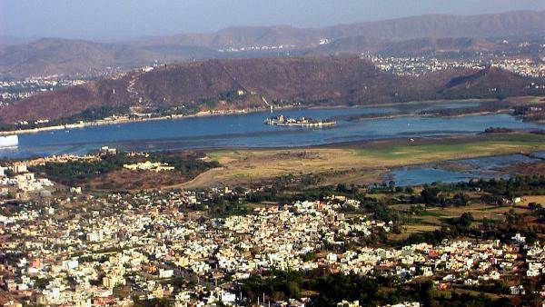Lugares de interés en Udaipur, India 2