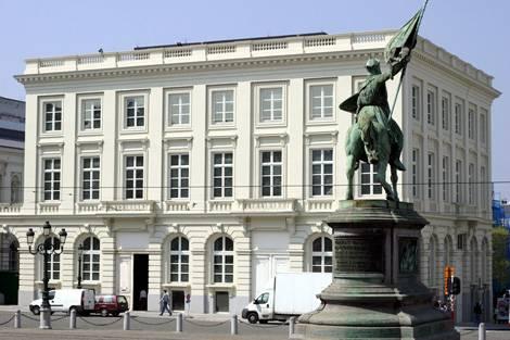 El Museo Magritte, en Bruselas 1
