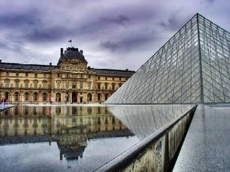Museos más visitados en el mundo: Museo del Louvre (I) 1