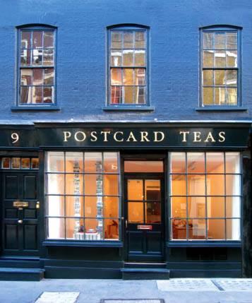 Londres, diferentes maneras de tomar el té 1