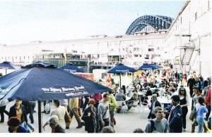 El Festival de Escritores de Sydney 1