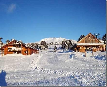 Centros de Esquí en la Argentina 2