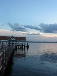 A orillas del lago Ypacaraí 1