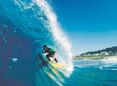 Santa Catalina la playa favorita para hacer surf, Panamá 1