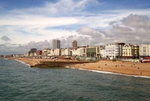 Dónde pasear por la ciudad de Brighton, en Inglaterra 1