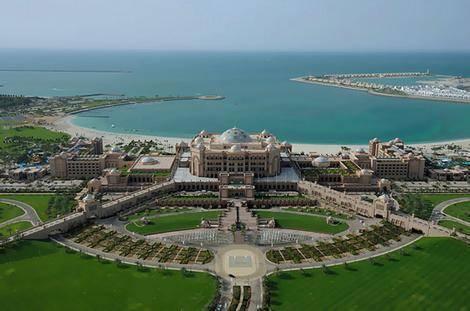 Un hotel sín límites: Emirates Palace Hotel 1