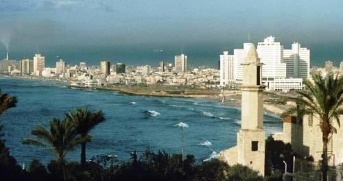 Paseando por Israel 1