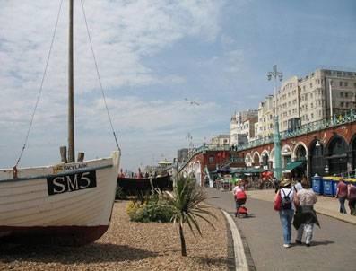 Dónde pasear por la ciudad de Brighton, en Inglaterra 2